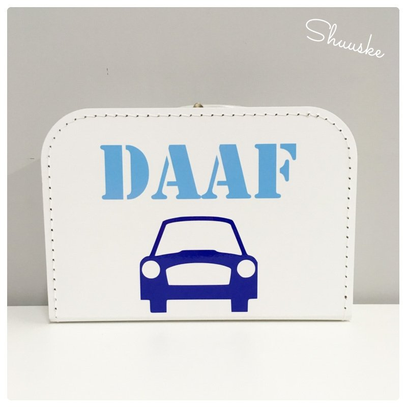 Koffertje voor DAAF