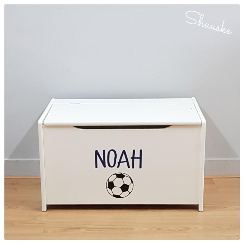 Speelgoedkist voor Noah
