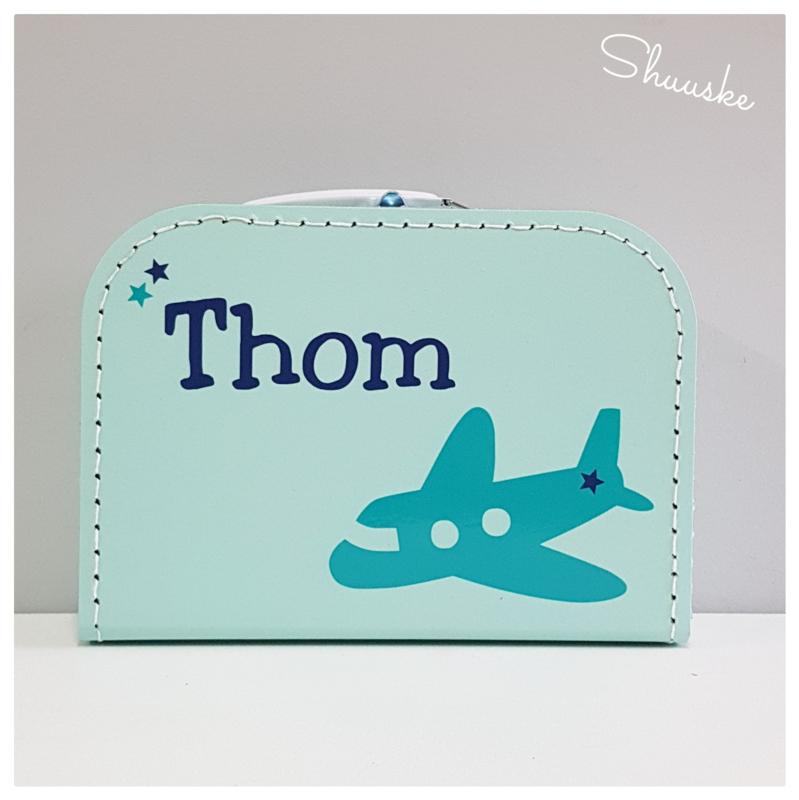Koffertje voor Thom