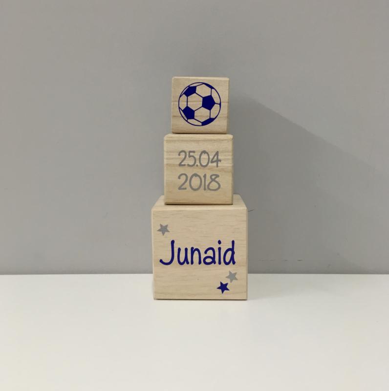 Geboortetoren met naam/datum - Voetbal/handbal