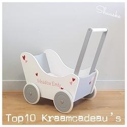 Kraamcadeau top 10
