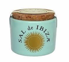 SAL de IBIZA zeezout Fleur de Sel Keramiek (30 gram)
