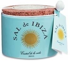 SAL de IBIZA zeezout Fleur de Sel Keramiek (150 gram)