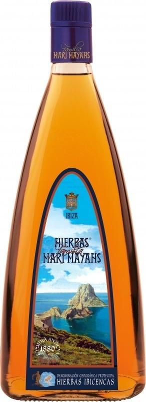 Hierbas Ibicencas (triangle) 0,7 liter