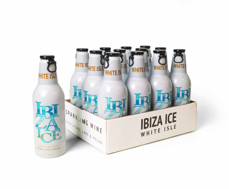 Ibiza Ice White Isle (tray 12 x 330ml)