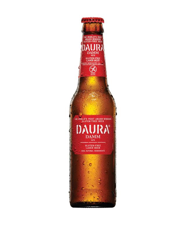 Daura Damm glutenvrij 0,33liter