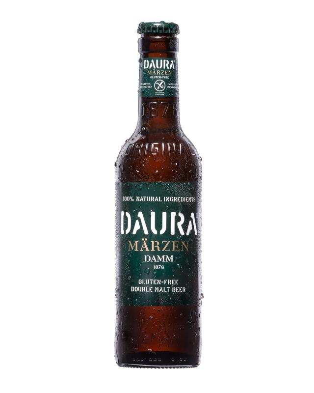Daura Marzen Damm glutenvrij 0,33 liter