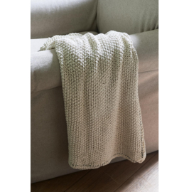 Riviera Maison Classic Knit Throw