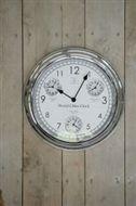 World cities Clock Riviera Maison