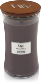 WW Sueded Sandalwood Large Candle