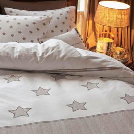 Dekbedovertrek Starry Night Sand Riviera Maison  140 x 200/220