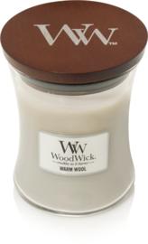 WW Warm Wool Medium Candle