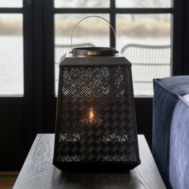 Yacht Club Square Lantern