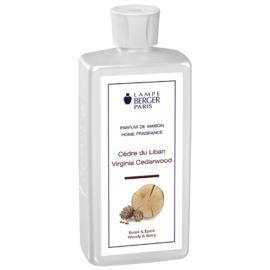 Lampe Berger Cèdre du Liban Virginia cederwood 500 ml