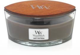 WW Sand & Driftwood Ellipse Candle