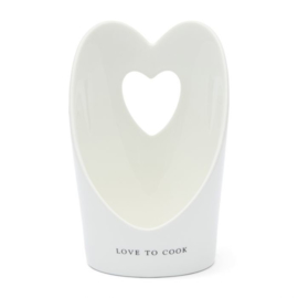 With Love Spoon Holder