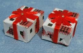 SAD-D964  Set van 2 Cadeautjes