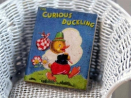 WH-HJ54 Curious Duckling