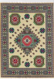 SAD-DIY317G Turks tapijt cream 31 x 20cm