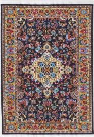 SAD-DIY317C Turks tapijt donker blauw 31 x 20cm
