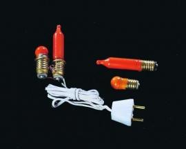 CK864 CirKit haardvuur lampjes