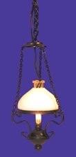 WH-EL252 Ouderwetse hanglamp
