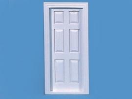 WH-C54 Binnendeur Wit (hout)
