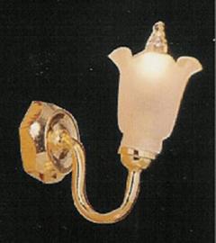 SAD-DE017 Wandlamp tulp enkel