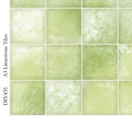 SAD DIY435 Kalkstenen vloertegels