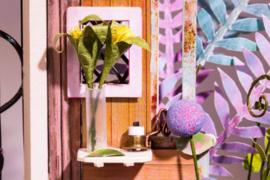 DGM02 Tuin Ingang - met LED licht – DIY