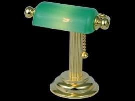 WH-EL154 Bureaulamp groene kap