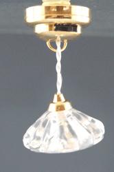 CR-2227 LED Hanglamp transparante kap