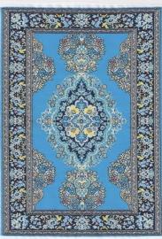 SAD-DIY317D Turks tapijt licht blauw 31 x 20cm
