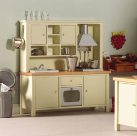 DHE5172 Cream All-in-one Kitchen System