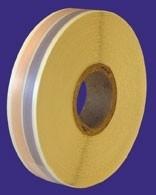 CK1017 Dubbelsporig Kopertape 15,2m