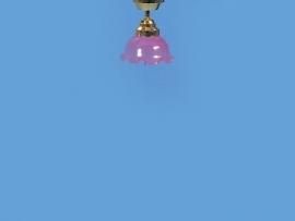 WH-EL97 Plafondlamp Tulp Roze