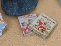 WH-HJ53 Set van 2 Kerstboekjes (Christmas Books)