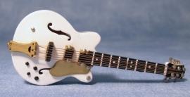 SAD-9/560 Witte Gibson ES gitaar