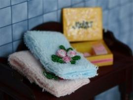 WH-BA14 Zeep en Handdoeken