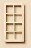 HWH5023 8-vaks raam