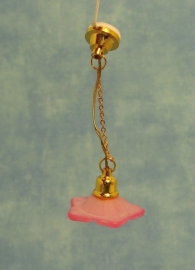 SAD-DE124B Hanglamp Bloem Roze
