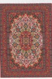 SAD-DIY317B Turks tapijt oranje 31 x 20cm