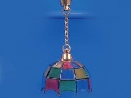 WH-EL12 Hanglamp Tiffany Gekleurd