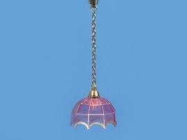 WH-EL85 Hanglamp Tiffany / goud