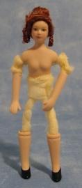 SAD-DP153 Aankleed Vrouw