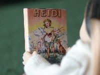 WH-HJ99 Heidi boek