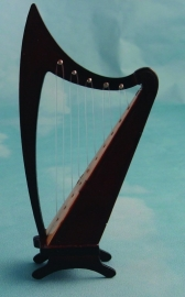 SAD-9/557 Irish Harp
