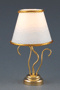 CR-2225 LED Luxe tafellamp met witte kap