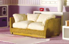 DHE4035 Sofa (resin)