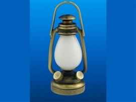 WH-SBLED337 Olielamp - brons